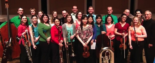 university of iowa center for new music ensemble