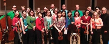 university of iowa center for new music ensemble
