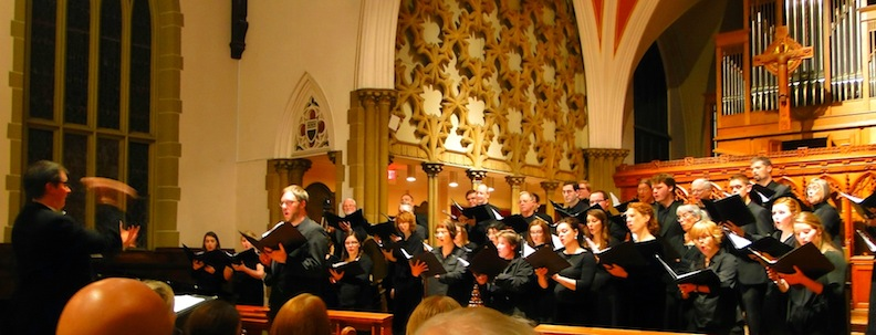 Wisconsin Chamber Choir Nov 17, 2012 Bethel Lutheran