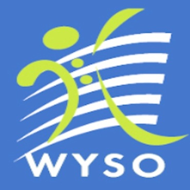 WYSO Logo blue