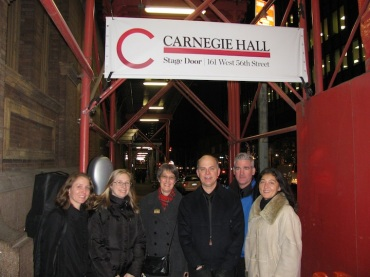 Con Vivo at Carnegie Hall