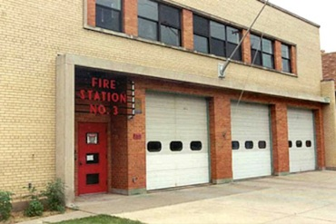 Madison fire station 3