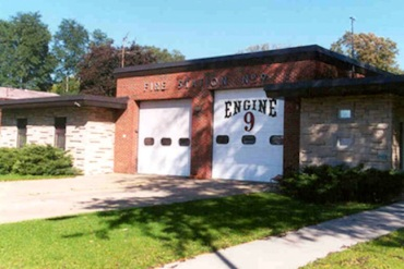 Madison fire station 9