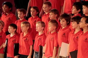 Madison Youth Purcell and Britten Choirs cr Karen Holland