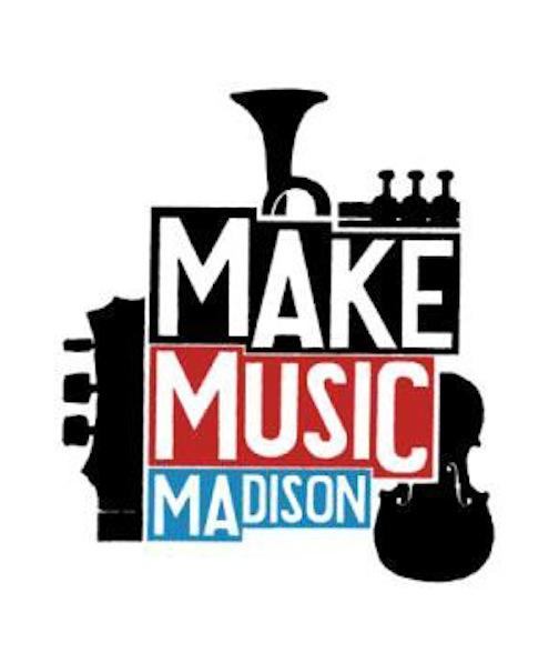 Make Music Madison logo square
