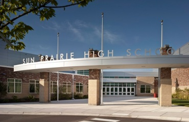 Sun Prairie High School J.H. Findorff and Sons
