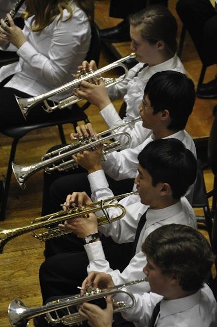WYSO Brass Choir