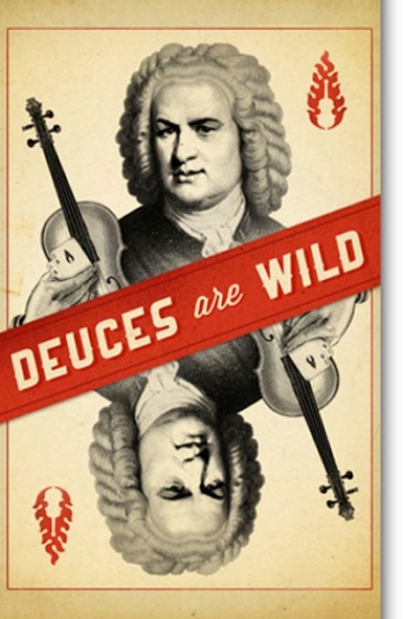 BDDS deuces are wild logo