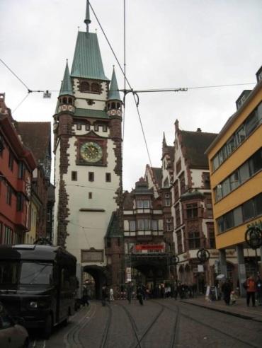 Freiburg Augstineplatz