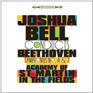 joshua bell ASMF beethoven cd cover