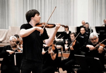 Joshua Bell with ASMF