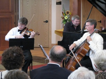 Midsummer's Labor Day Concerts from 2010
