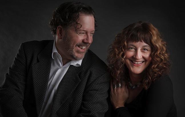 Stephanie jutt and Jeffrey Sykes  CR C&N photographers