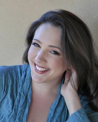 Susanna Phillips smiling