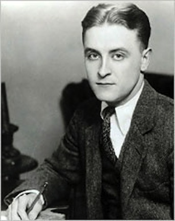 f. scott fitzgerald writing