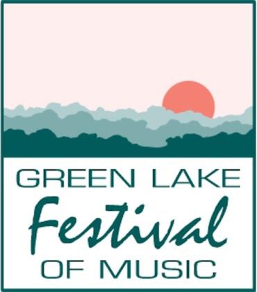 Green Lake Festival of Music logo