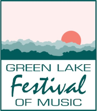 Green Lake Festival of Music logo