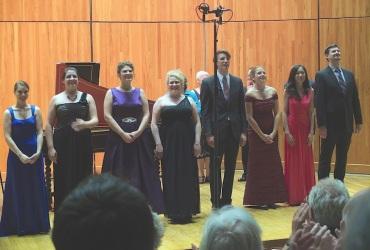 Handel aria contestants MEMF 14