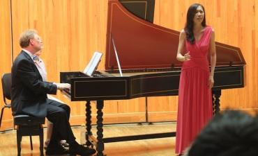 Handel arias Winnie Nieh