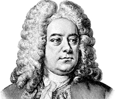 Handel etching