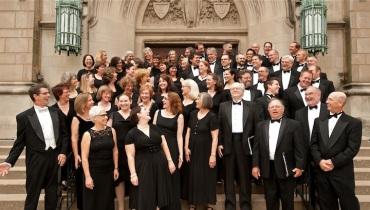 Isthmus Vocal Ensemble group concert dress