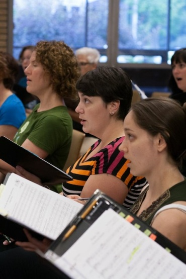 Isthmus Vocal Ensemble women