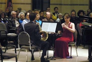 Juilliard students