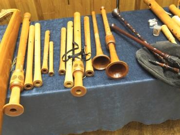 MEMF 14 2013 Piffaro instruments