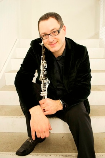 Michael Norsworthy clarinet