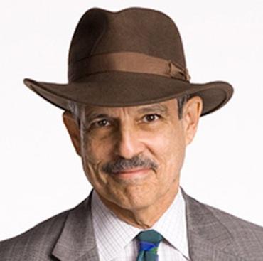 Paul Solman hat