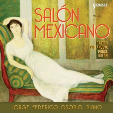 El Salon Mexicano CD