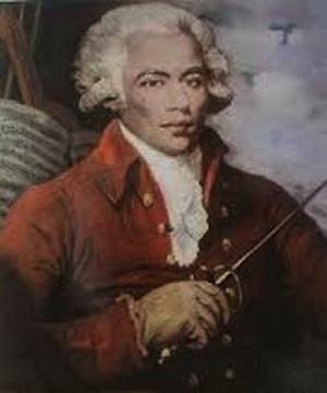 Joseph de Boulogne, Chevalier de Saint Georges