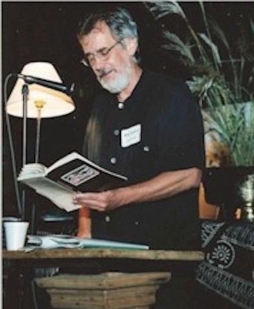 Max Garland reading