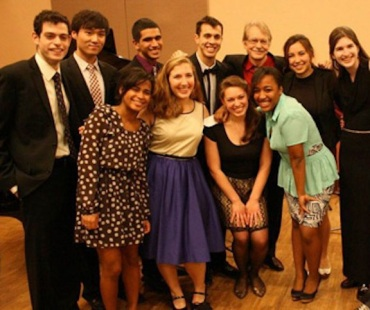 MIT Vocal Jazz Ensemble