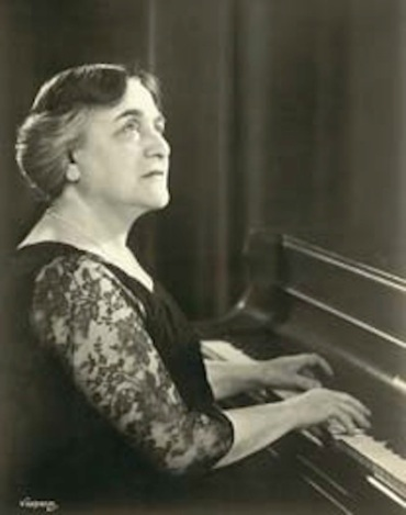 Portrait of Myra Hess, 1950s