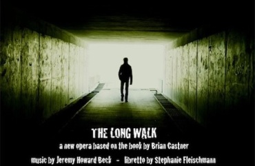 The Long Walk poster by American Lyric Theater