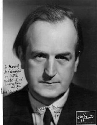 Walter Rummel in 1944