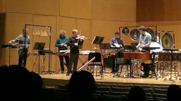 clocks in motion in concert