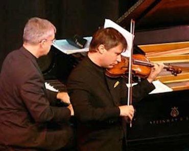 David Gommper and Wolfgang David
