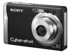 digital pocket camera
