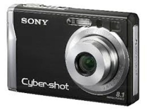 digital pocket camera