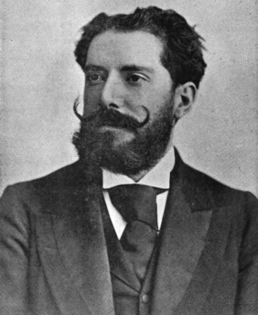 Enrique Arbos photo in 1894