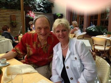 John DeMain and Barbara DeMain