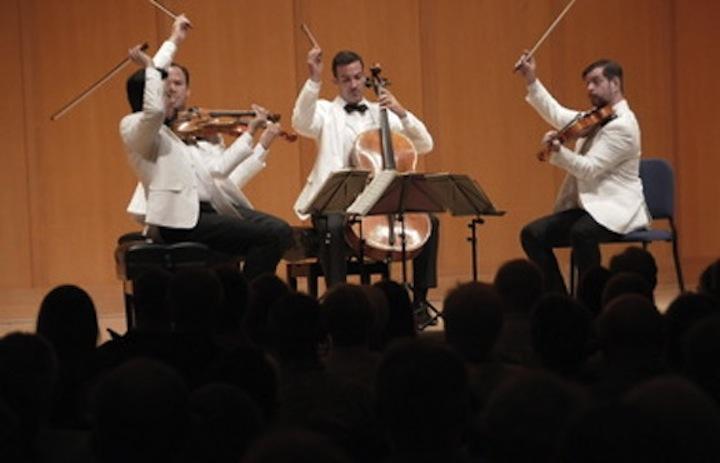 Miro Quartet Jim Leisy