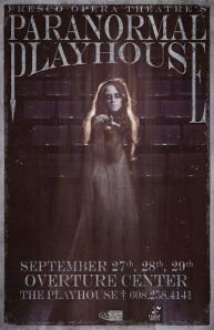 Paranormal Poster Fresco Opera Theatre