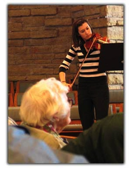 Shannon Farley viola FUS