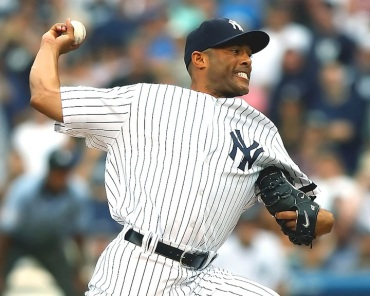 baseball pitcher mariano rivera