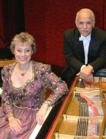 Elizabeth and Eugene Pridonoff