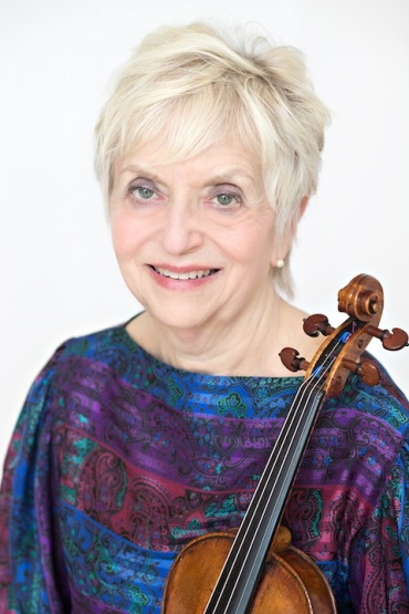 Marilyn McDonald baroque violin