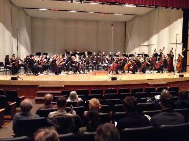 Middleton Community Orchestra Margaret Barker